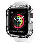 Coque Itskins Apple Watch 4 44mm Spectrum transparent