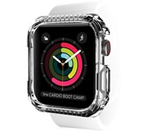 Coque Itskins Apple Watch 4 44mm Spectrum transparent