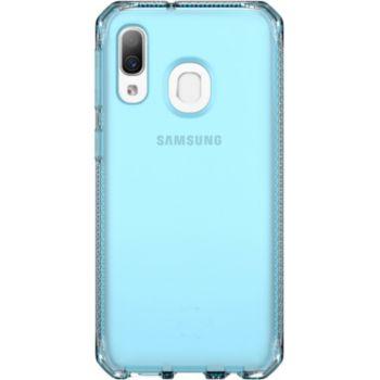 Itskins Samsung A20e Spectrum bleu