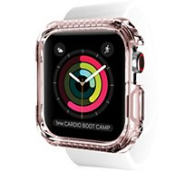 Coque Itskins  Apple Watch 4 44mm Spectrum rose