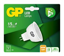 Ampoule GP LED MR16 GU5.3 5-35W