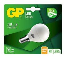 Ampoule GP LED MGLOBE E14 3.5W - 25W