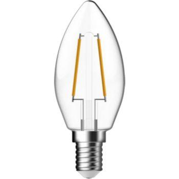 GP LED FILAMENT bougie E14 2W-25W