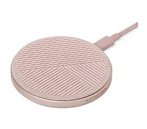 Chargeur induction Native Union  Drop wireless charger rose
