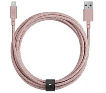 Câble iPhone Native Union Belt cable 3m cosmos