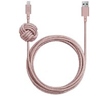Câble iPhone Native Union Night cable 3 m cosmos