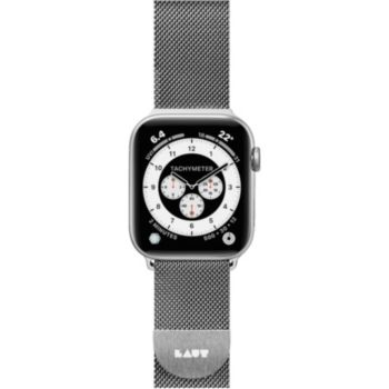 Laut Apple Watch Steel Loop 42/44/45 gris