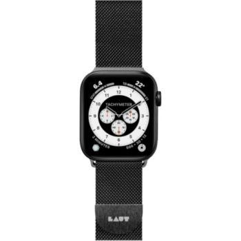 Laut Apple Watch Steel Loop 38/40/41 noir