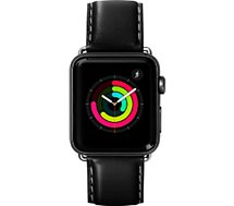 Bracelet Laut  Apple Watch Oxford 42/44/45mm noir
