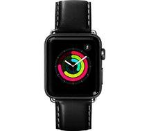 Bracelet Laut  Apple Watch Oxford 38/40/41mm noir