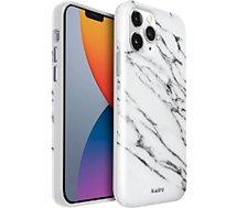 Coque Laut  iPhone 12 mini Huex Elements blanc