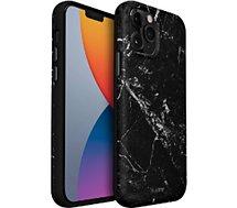 Coque Laut  iPhone 12 mini Huex Elements noir