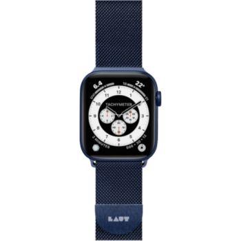 Laut Apple Watch Steel Loop 38/40/41mm bleu