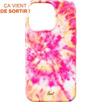 Laut iPhone 13 Pro Max Tie Dye rose