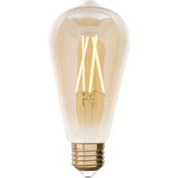WIZ E27 Filament ST64 Ambrée 650 Lumen