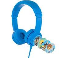 Casque Buddyphones  Explore + Bleu