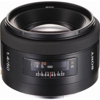 Sony SAL 50mm f1.4