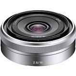 Objectif pour Hybride Sony  E 16mm f/2.8 SEL