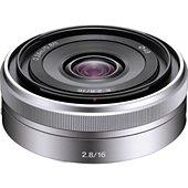 Objectif pour Hybride Sony SEL 16mm f/2.8
