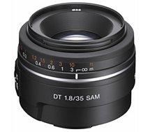 Objectif pour Reflex Sony  SAL 35mm f 1.8