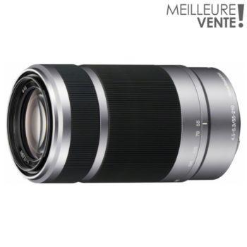Sony SEL 55-210mm f/4,5-6,3 OSS argent