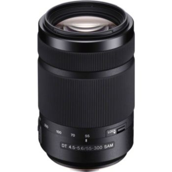 Sony SAL 55-300mm f/4.5-5.6 DT