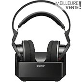 Casque TV Sony MDR-RF855