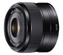 Objectif pour Hybride Sony  SEL 35mm f/1.8 OSS Noir