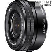 Objectif pour Hybride Sony SEL Pancake 16-50mm f/3.5-5.6