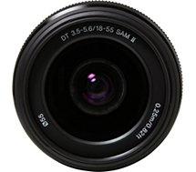 Objectif pour Reflex Sony  SAL 18-55mm f/3.5-5.6 DT