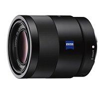 Objectif pour Hybride Plein Format Sony  SEL FE 55mm F1.8 Zeiss