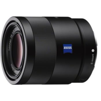 Sony SEL FE 55mm F1.8 Zeiss
