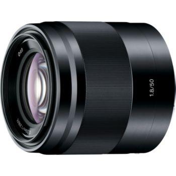 Sony SEL 50mm f1.8 OSS noir
