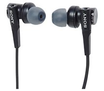 Ecouteurs Sony  MDRXB50 noir Extra Bass