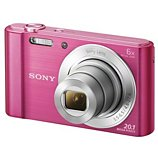 Appareil photo Compact Sony  DSC-W810 Rose