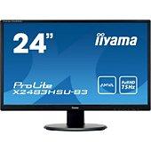 Ecran PC Iiyama X2483HSU-B3 D