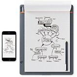 Bloc-notes numérique Wacom  Bamboo Slate small - Gris