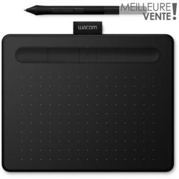 Wacom Intuos Bluetooth intégré S Noir