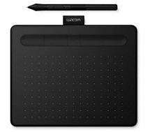 Tablette graphique Wacom  Intuos Bluetooth intégré S Noir