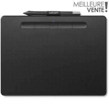Wacom Intuos Bluetooth intégré M Noir
