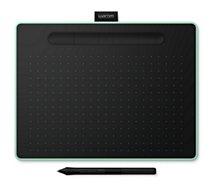 Tablette graphique Wacom  Intuos Bluetooth intégré M Pistache