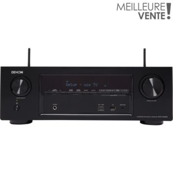 denon avrx1300 ampli home cin ma boulanger. Black Bedroom Furniture Sets. Home Design Ideas