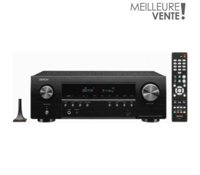 Ampli Home Cinema Denon AVR-S650H