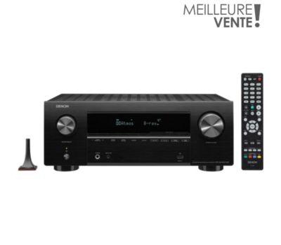 Ampli Home Cinema Denon AVR-X2700HDAB