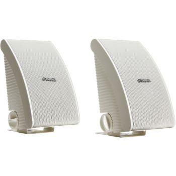 Yamaha nsaw392 blanc enceinte d 39 ext rieur boulanger for Haut parleur exterieur