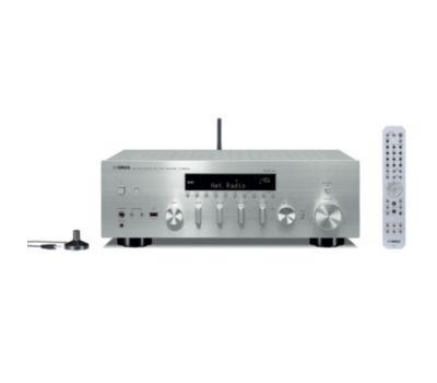 Amplificateur HiFi Yamaha MusicCast RN803 Silver