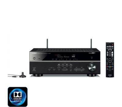 Ampli Home Cinema Yamaha MusicCast RXV585 noir