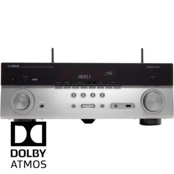 Yamaha MusicCast RX-A 680 titane