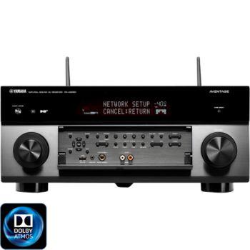 Yamaha MusicCast RX-A 2080 noir