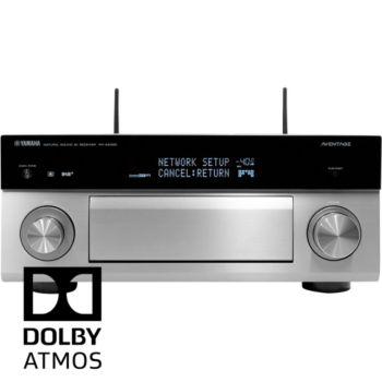 Yamaha MusicCast RX-A 2080 titane